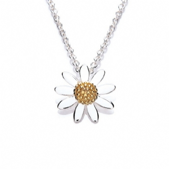 Daisy 12mm Daisy Necklace