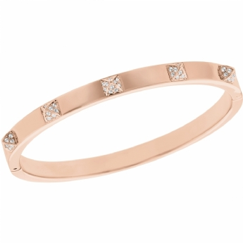 Swarovski Tactic Bangle Rose - Large