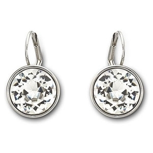 Swarovski Bella Clear Crystal Earrings