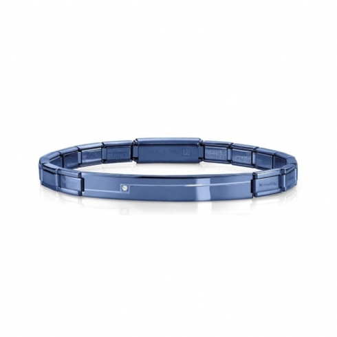 Nomination Blue Trendsetter Bracelet 021117/016