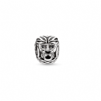 Thomas Sabo Sterling Silver Lion Karma Bead