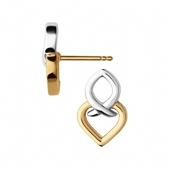 Links of London Infinite Love Earrings