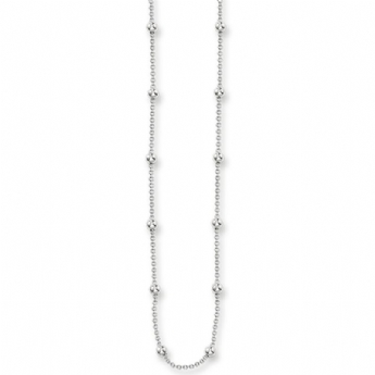 Thomas Sabo 60cm Sterling Silver Dots Chain