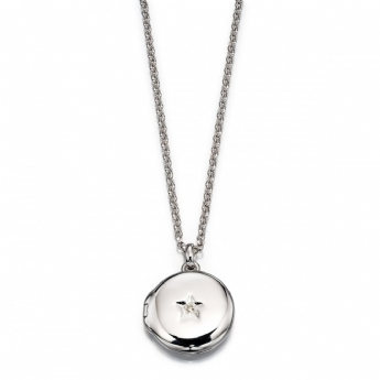 Little Star Adriana Round Locket LSN0014