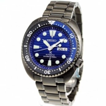 Seiko Special Edition Diver 'Save The Ocean' Black Automatic Prospex SRPD11K1