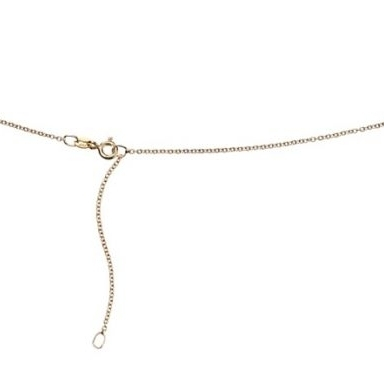 9ct Yellow Gold 18''/20'' Adjustable Trace Chain