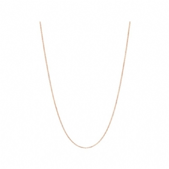 Links of London Rose Vermeil 45cm Chain