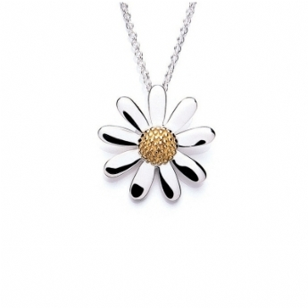 Daisy 18mm Vinage Necklace