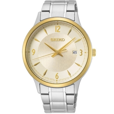 Seiko Two Colour 50th Anniversary Special Edition Bracelet Watch SGEH92P1