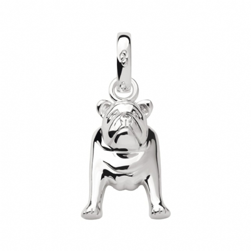 Links of London Sterling Silver Limited Edition British Bulldog Charm
